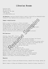 librarian cv librarian sample resume brefash library x cover letter gallery of librarian resume sample