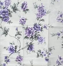 <b>Скатерть Alba Вальс цветов</b> фиол. круглая 160 см купить недорого