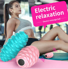 speed electric massage ball