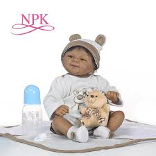 NPK lifelike boneca reborn <b>soft silicone</b> real <b>silicone</b> reborn baby ...