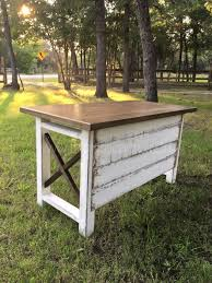 custom built farm house desk shiplap front college station tx the rustic build rustic office desk