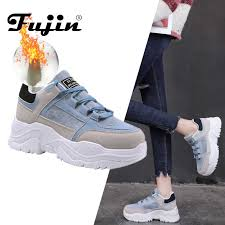 <b>Fujin</b> Spring 2019 New Academy Wind Pink Leisure <b>Shoes</b> ...
