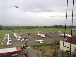 Hasil gambar untuk Bandar Udara Tunggul Wulung