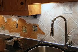 backsplash samples custom tile works you can paint a tile backsplash talk about a thrifty update full tutor
