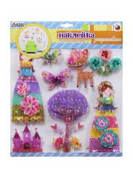 <b>Наклейки детские</b> ArteNuevo 5669649 в интернет-магазине ...