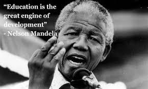 Famous Education Quotes By Nelson Mandela | All About Online News ... via Relatably.com