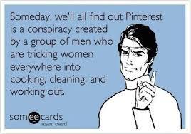 25 Hilarious Pinterest Memes for Pinterest Addicts | Meme ... via Relatably.com