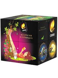 Подарок игрушка <b>чай ассорти</b> 4 вкуса Endless Dreams, в ...