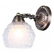 <b>Бра Arte Lamp</b> Malina <b>A7695AP</b>-<b>1AB</b>. — купить в интернет ...