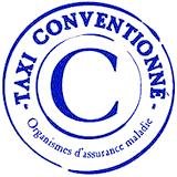 logo taxi conventionné