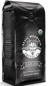 Caffeine in <b>Black Label</b> Brewed <b>Coffee</b>