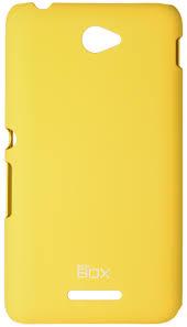 Накладка <b>skinBOX для Sony Xperia</b> E4