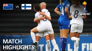 <b>New</b> Zealand v Finland - FIFA U-17 <b>Women's</b> World Cup <b>2018</b> ...