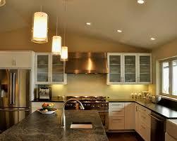 ceiling kitchen lighting long long cilinder modern kitchen island lighting ideas dark cream countert