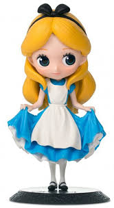 <b>Фигурка Q Posket Disney</b> Characters: Alice In Wonderland - Alice ...
