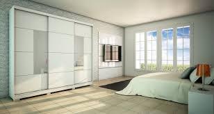 <b>Белый шкаф-купе с зеркалом</b> (31 фото): зеркальный глянец ...