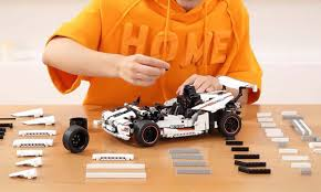 Каталог <b>Конструктор Xiaomi Mi</b> Smart <b>Building</b> Blocks Road Racing