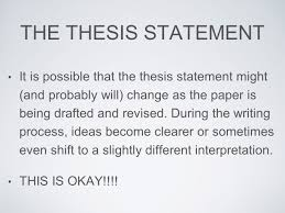 dracula literature and composition objectives the research paper the thesis statement it is possible that the thesis statement might and probably will