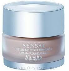 Тональный <b>крем</b> для лица - Kanebo <b>Sensai Cellular Performance</b> ...