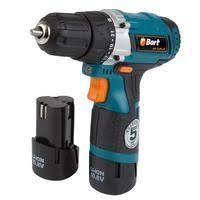 <b>Шуруповерт аккумуляторный Bort BAB</b>-<b>10</b>,<b>8N</b>-<b>LiD</b> – выгодная ...