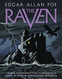 edgar allan poe s the raven the pop up book edition boing boing pelham and wormell have serious pop up illustrated book chops pelham was on the 3d human body team while wormell s back catalog is more than 100 books