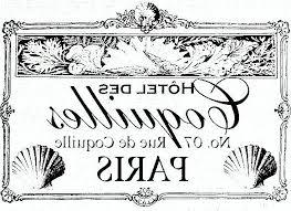 Черно-белое для перевода в зеркальном отображении, часть 8 ...