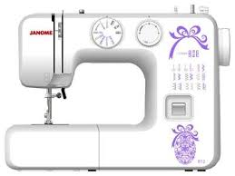 <b>Швейная машина Janome 812</b> белый