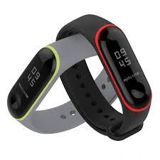 <b>Band</b> 3 <b>Wrist Strap Silicone Bracelet</b> Replacement <b>Wristband</b> For ...