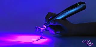 <b>3D ручки</b>. Часть 3. <b>Холодные 3D ручки</b> (ультрафиолетовые 3D ...