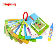 Compare prices on Coloring Book with <b>Water</b> Color - shop the best ...