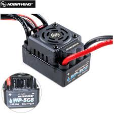 <b>Hobbywing EZRUN WP SC8</b> Waterproof 120A Brushless ESC RC ...