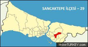 Image result for sancaktepe haritası