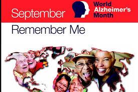 World Alzheimer's Day 2017