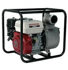 <b>Мотопомпа HONDA</b> для среднезагрязненных жидкостей <b>WB30XT3</b>