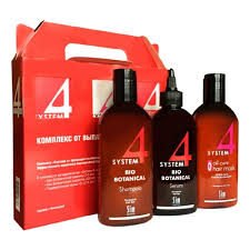 Sim Sensitive System 4: <b>Комплекс от выпадения волос</b> (Система 4 ...