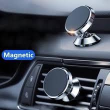 <b>360 metal magnetic car</b> phone holder