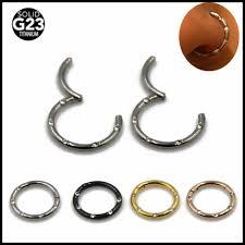 Pair <b>Black Acrylic</b> Double Flared <b>Ear</b> Saddle Plugs Piercing <b>Ear</b> ...