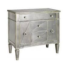borghese mirrored nightstand nightstands bedroom furniture furniture homedecoratorscom borghese furniture mirrored