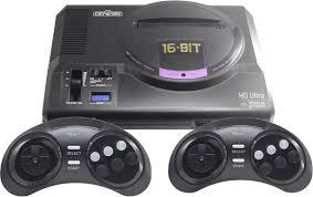 <b>Sega Retro</b> Genesis <b>игровая приставка</b> (50 игр, HDMI, беспр ...