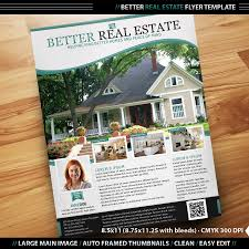 real estate flyer templates teamtractemplate s better real estate flyer template by designfathoms on 0wkrqblz