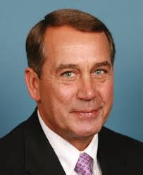 Speaker of the House John Boehner publicly criticized the White House for again delaying the Obamacare deadline. He feels that the current president is ... - John_Boehner_111th_Congress_2009
