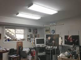 things to consider artists studio lighting
