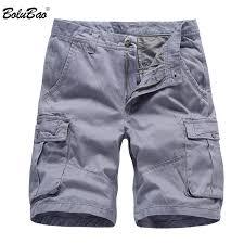 BOLUBAO Fashion Brand <b>Men's</b> Cargo Shorts New <b>Summer Men</b> ...