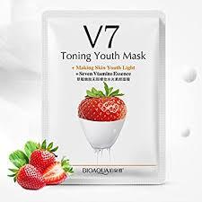 Buy <b>Bioaqua</b> Natural Blueberry Facial Skin Whitening <b>Moisturizing</b> ...