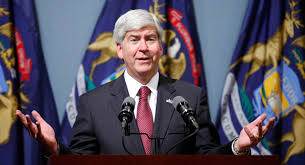 Image result for rick snyder