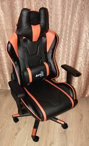 Обзор от покупателя на <b>Кресло</b> геймерское <b>Aerocool AC220</b>-BO ...