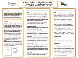 What should an apa bibliography look like a star   www yarkaya com Sample APA Papers  Literature Review   Ithaca College