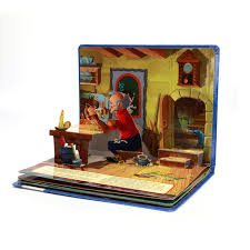 "<b>Книжка</b>-панорамка ""Приключения Буратино"" | Купить книгу с ..."