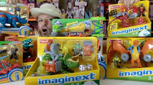 The Most Epic <b>MOC</b> Imaginext <b>Dinosaur</b> Collection! Fisher Price ...