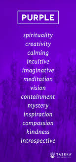 purple color psychology tazekaaromatherapy my favorite color purple colors